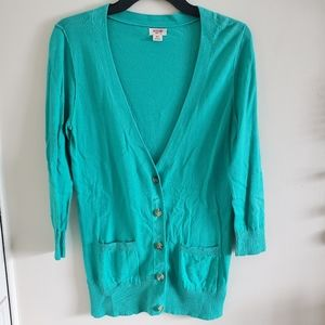 🌻5/$25🌻 Mossimo Supply Co. Mint Cardigan